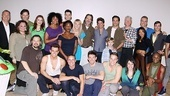 Priscilla rehearsal – cast