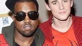 Kanye Spider-Man - Kanye West- Reeve Carney