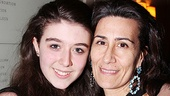 Good People Opening Night – Jeanine Tesori – daughter Siena