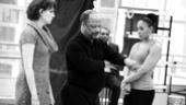 Baby It's You Rehearsal – Beth Leavel – Sheldon Epps – Kyra Da Costa