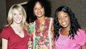 Priscilla CD – Ashley Spencer – Jacqueline B. Arnold – Anastacia McCleskey