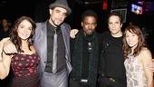 Motherf**cker Opening Night – Annabella Sciorra – Bobby Cannavale – Chris Rock - Yul Vázquez – Elizabeth Rodriguez