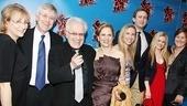Sister Act Opening Night –  Jerry Zaks – family