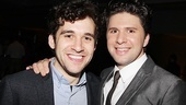 The People in the Picture Opening Night – Adam Chanler-Berat – Louis Hobson