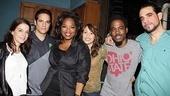 Oprah Winfrey at Motherf**ker – Annabella Sciorra – Yul Vazquez – Oprah Winfrey – Elizabeth Rodriguez – Chris Rock – Bobby Cannavale