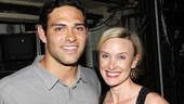 Nancy Sinatra & Mark Sanchez at Catch Me If You Can – Mark Sanchez – Rachel de Benedet