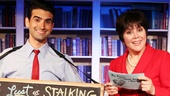 Mauricio Perez as Paco and Joyce DeWitt as Miss Abigail in Miss Abigail's Guide to Dating, Mating and Marriage.