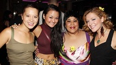 Hair Opening Night 2011 – Jen Sese – Cailan Rose – Martha Wash – Emily Afton