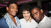 Hair Opening Night 2011 – Nkrumah Gatling – John Moauro – Arbender Robinson