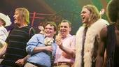 Same-Sex Weddings at St. James Theatre – John Raymond Barker – Jared Pike – James Rado – Matt DeAngelis
