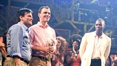 Same-Sex Weddings at St. James Theatre – John Raymond Barker – Jared Pike – Colman Domingo