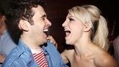Opening night of <i>Rent</i> - Adam Chanler-Berat – Annaleigh Ashford