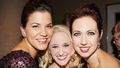<i>Follies</i> opening night - Sara Edwards – Pamela Otterson – Kiira Schmidt