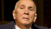 Frank Langella as Gregor Antonescu in Man and Boy.