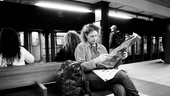 Day in the Life of Judy Gold – Judy Gold (subway)