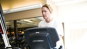 Day in the Life of Judy Gold – Judy Gold (treadmill)