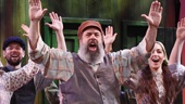 Show Photos - Fiddler on the Roof - National Tour cast