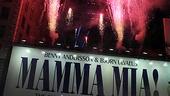 Mamma Mia Tenth Anniversary – fireworks