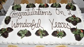 Memphis Second Broadway Anniversary – cake