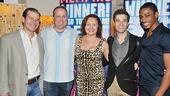 Memphis Second Broadway Anniversary – David McDonald – Kevin Covert – Jennifer Allen – Paul McGill – Robert Hartwell