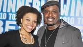 Memphis Second Broadway Anniversary – J. Bernard Calloway – wife Carmen