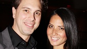 Other Desert Cities Broadway Opening Night – Thomas Sadoski – Olivia Munn
