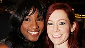 Venus in Fur Broadway Opening Night – Carrie Preston – Rutina Wesley