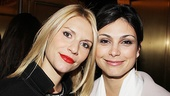 An Evening With Patti and Mandy Opening Night – Claire Danes – Morena Baccarin