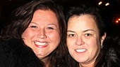 Rosie O'Donnell Visits Lysistrata Jones – Abby Lee Miller - Rosie O'Donnell