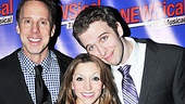 Newsical - Michael West, Christina Bianco and John Walton West