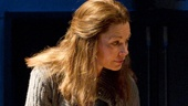 Marin Mazzie as Margaret and Molly Ranson as Carrie in Carrie.