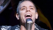 Adam Pascal as Huey Calhoun in Memphis.
