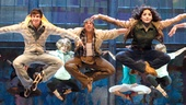 Show Photos - National Tour Flashdance - cast