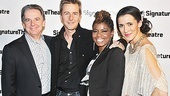 Hurt Village – Opening Night – James Hougton - Edward Norton - Katori Hall - Patricia McGregor