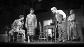 Death of a Salesman - Linda Emond, Philip Seymour Hoffman,  Andrew Garfield and Finn Wittrock