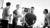 Gavin Creel CD Release – Gavin Creel – Steel Burkhardt – Cian McCarthy – Jo Lampert