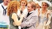 Anything Goes – Joel Grey Birthday – cast - Bernadette Peters – Joel Grey