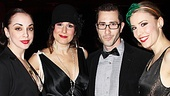 Anything Goes - Joel Grey Sleep No More Birthday – Jennifer Savelli – Stephanie J. Block – David Solomon – Brittany Marcin