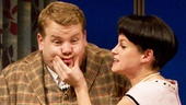 Show Photos - One Man, Two Guvnors - Suzie Toase - Oliver Chris - James Corden - Jemima Rooper