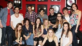 Carrie Recording- Cast
