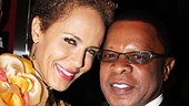 A Streetcar Named Desire opening night – Nicole Ari Parker – Stephen Byrd