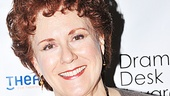 Nice Work nominee Judy Kaye is having the time of her life onstage and off!
