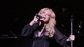 Kristin Chenoweth is attracting multiple standing ovations in her exciting new concert.