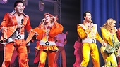 Mamma Mia – 2012 New Cast Opening Night – Graham Rowat – Felicia Finley – Aaron Lazar – Judy McLane – Daniel Cooney – Lauren Cohn