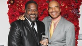 David Alan Grier couldn't be happier for his Porgy and Bess co-star Phillip Boykin.