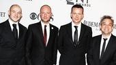 2012 Tony Awards – Extras – Steven Hoggett – John Tiffany – Enda Walsh – Martin Lowe