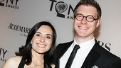 2012 Tony Awards – Extras – wife - Grant Olding – Nicola C. Olding