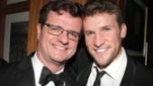 2012 Tony Awards – O&M After Party – Michael Cumpsty – Claybourne Elder