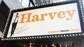 Harvey - Opening Night – marquee