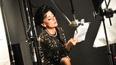 End of the Rainbow Shoot- Tracie Bennett